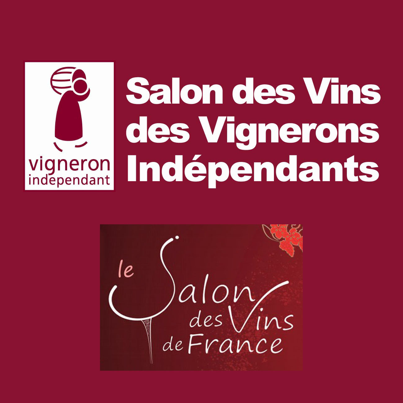 Salon des vignerons ind pendants de lille domaine durieu for Porte de champerret salon des vignerons